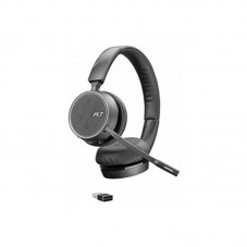 Casti Bluetooth Plantronics Voyager Focus 4220 UC, black