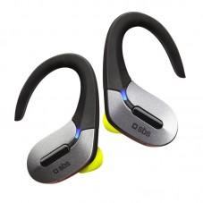 Casti Bluetooth SBS TEEARSETBTRAPTTWSK Raptors stereo, black