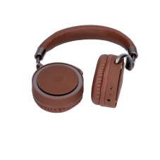 Casti Bluetooth SBS TTHEADPHONEBTSLIDEB stereo, brown