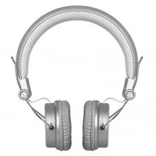 Casti Bluetooth SBS stereo silver