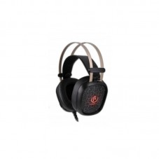 Casti gaming Rebeltec Tornado, black