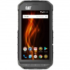 Smartphone Caterpillar Cat S31 4.7inch Dual SIM 4G Quad-Core 16GB black RESIGILAT