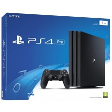 Consola Sony Playstation 4 Pro 1TB black