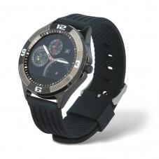 Ceas Forever SW-100 smartwatch black