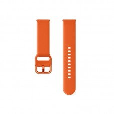 Curea silicon Samsung ET-SFR50MOEGWW pt Samsung Galaxy Watch Active, orange