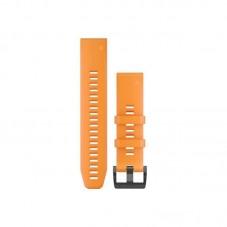 Curea silicon smartwatch Garmin QuickFit 22mm, orange