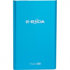 Acumulator extern E-Boda Power 230 4000 mAh blue