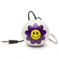 Boxa portabila KitSound MyDoodles Trendz Mini Buddy Flower