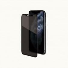Folie protectie ecran Eiger 3D Privacy pt iPhone 11 Pro, black