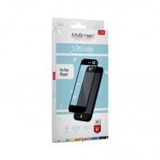 Folie protectie ecran MyScreen FullGlass pt Huawei P40, black