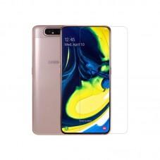 Folie protectie ecran Nillkin Tempered Glass pt Samsung Galaxy A80