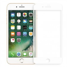 Folie protectie ecran Nillkin tempered glass white 3d pt iPhone7 plus