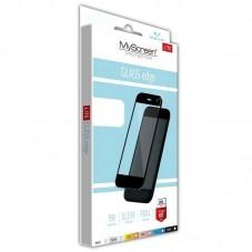 Folie Protectie Ecran MyScreen Lite FG pt OnePlus Nord N10 5G, Sticla securizata, Full Face, Edge Glue, Neagra
