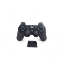 Gamepad Esperanza Gladiator EGG108K 2.4 GHz PS3/PC USB , black