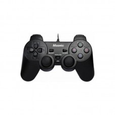 Gamepad Vakoss Msonic MN3329BK cu vibratii pt PC/PS3, black