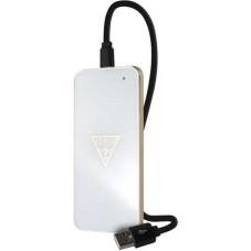 Incarcator wireless Guess 1000 mAh, white