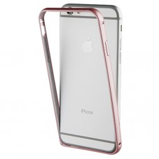 Husa Bumper muvit pink Apple iPhone 7 Plus