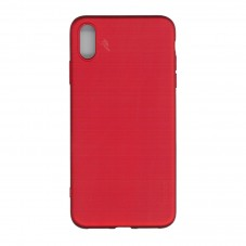 Husa de protectie X-Level Guardian red pt Apple iPhone XS Max