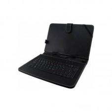 Husa Esperanza Madera cu tastaura pt tableta 10.1'', black