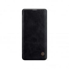 Husa Nillkin Book Qin pt Samsung Galaxy A12, black