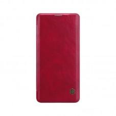 Husa Nillkin Book Qin pt Samsung Galaxy A32 5G, red