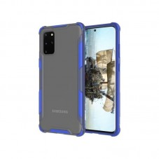 Husa protectie spate Atlas Antisoc pt Samsung Galaxy A21s, blue