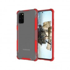 Husa protectie spate Atlas Antisoc pt Samsung Galaxy A21s, red