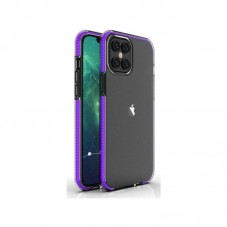 Husa protectie spate Atlas Hey pt Apple iPhone 12 mini, purple