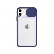 Husa protectie spate Atlas Kia pt Apple iPhone 12 mini, blue