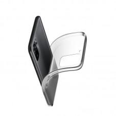 Husa protectie spate Cellularline pt Xiaomi Redmi Note 10 Pro, transparent
