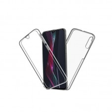 Husa protectie spate Clear 360 fata & spate pt Samsung Galaxy A20e
