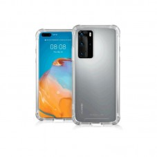 Husa protectie spate Fonex Force FORB1448T pt Huawei P40 Pro, transparent