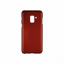 Husa protectie spate Goospery silicon jelly soft red pt Samsung Galaxy J6 (2018)