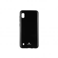 Husa protectie spate Goospery Silicon Jelly Soft pt Samsung Galaxy A10, black