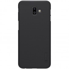 Husa protectie spate Nillkin Frosted black pt Samsung Galaxy J6 Plus (2018)