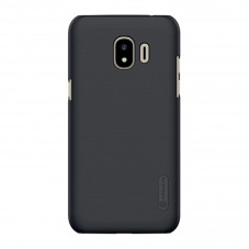 Husa protectie spate Nillkin Frosted black si folie pt Samsung Galaxy J2 Pro (2016)