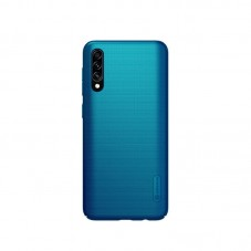 Husa protectie spate Nillkin Super Frosted Shield Matte pt Samsung Galaxy A30sA50s, peacock blue
