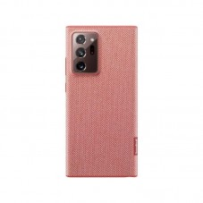 Husa protectie spate Samsung Kvadrat Cover pt Samsung Galaxy Note 20 Ultra, red