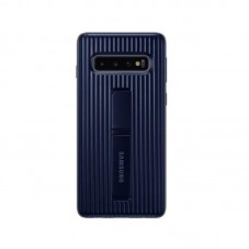 Husa protectie spate Samsung Protective Standing Cover black pt Samsung Galaxy S10