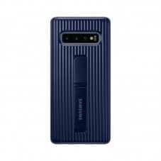 Husa protectie spate Samsung Protective Standing cover dark blue pt Samsung Galaxy S10