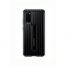 Husa protectie spate Samsung Protective Standing Cover pt Samsung Galaxy S20,, black
