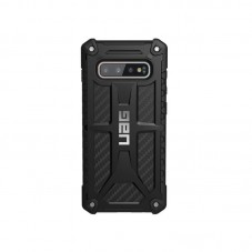 Husa protectie spate UAG Monarch Series pt Samsung Galaxy S10 G973, carbon fiber