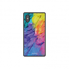 Husa protectie spate WK Design Glass pt iPhone XR d13