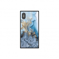 Husa protectie spate WK Design Glass pt iPhone XS Max D14