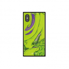 Husa protectie spate WK Design Glass pt iPhone XXS d15