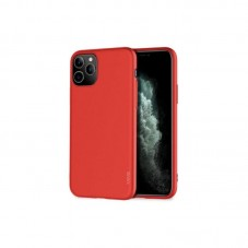 Husa protectie spate X-Level Guardian pt Apple iPhone 11 Pro, wine red
