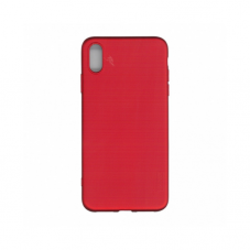 Husa protectie spate X-Level Metallic red pt Apple iPhone XS Max