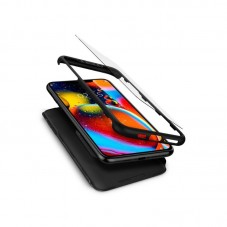 Husa Spigen Thin Fit 360 pt iPhone 11 Pro Max, black