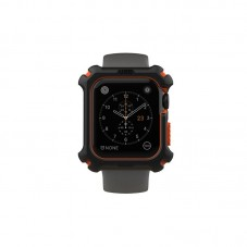 Husa UAG pt Apple Watch Series 5 4mm, blackorange