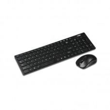iBox Kit tastatura + mouse Sauros Pro, black